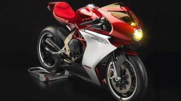 Moto - News: MV Agusta Superveloce 800: si parte dalla Serie Oro