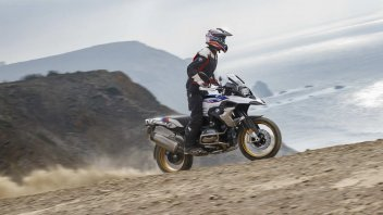 News Prodotto: BMW Motorrad GS Academy 2019: enduro, cucina e panorami
