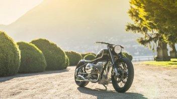 Moto - News: BMW Motorrad Concept R18: i tedeschi tornano al mondo custom