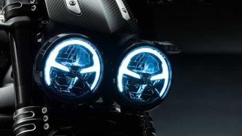 Moto - News: Triumph Rocket III TFC 2019: esclusività su tutto