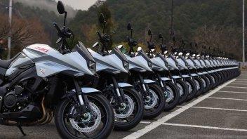 News Prodotto: Suzuki: al via Katana e DemoRide Tour. Doppio appuntamento