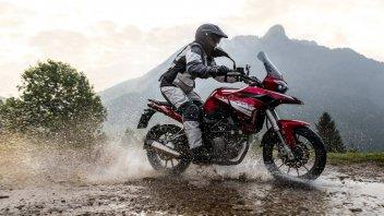 Moto - News: Benelli TRK 251: l'enduro on-off, per i futuri motociclisti
