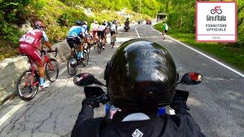 Moto - News: Tucano Urbano in maglia rosa: fornitore ufficiale del Giro d'Italia
