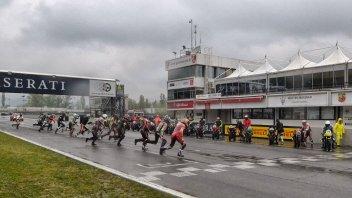 News: Le moto degli anni anni '80 e '90 tornano a correre a Vallelunga