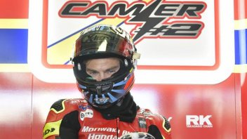 SBK: Camier skips Misano tests, Fores and Takahashi will ride for Honda