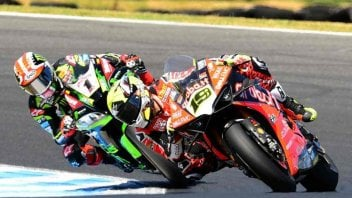 SBK: Misano: Rea e la Kawasaki puntano sull'effetto sorpresa contro Bautista