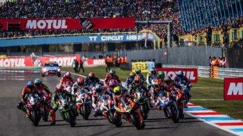 SBK: La Superbike corre ai ripari dopo il blackout di Assen