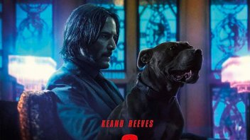 Cinema: John Wick 3 Parabellum: l'Adrenalinico terzo capitolo della saga action con keanu Reeves.