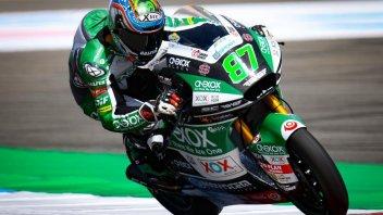 Moto2: FP3: Ad Assen comanda Gardner davanti a Fernandez