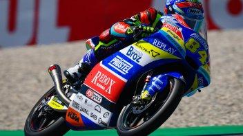 Moto3: FP2: Kornfeil comanda, gli italiani inseguono