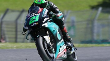 """MotoGP: Morbidelli: """"I can be proud of a time that Rossi's never set"""""""