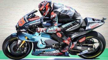 "MotoGP: Quartararo: ""MotoGP is crazy, you learn one problem at a time"""