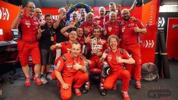 "MotoGP: Petrucci: ""Is it the third podium? A good topic for a renewal."""