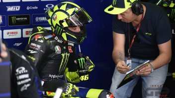 """MotoGP: Rossi: """"When I have fun riding the M1, I'm fast"""""""