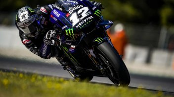MotoGP: FP2 Assen: Vinales sfiora il record e batte Quartararo. 3° Petrucci