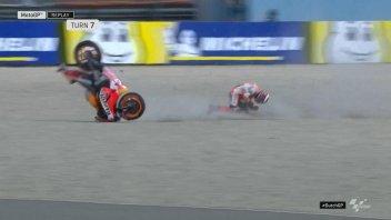 MotoGP: ULTIM'ORA. Lorenzo trasferito all'ospedale di Assen per controlli