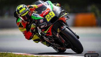 """MotoGP: Iannone: """"Con la fiducia, la velocità arriva: è una cosa stupenda"""""""