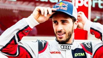 MotoGP: Dovizioso 16° al termine delle prime libere DTM a Misano