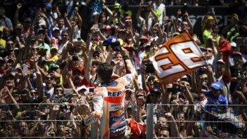 MotoGP: Il GP della Catalogna batte quello del Mugello su Sky
