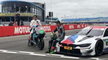 """MotoGP: Morbidelli in scia a Dovizioso: """"Se me lo proporranno, correrò in DTM"""""""