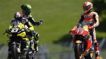 """MotoGP: Bagnaia: """"Marquez va piano in traiettoria, fingendo di spingere"""""""