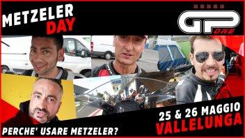 Moto - Test: Metzeler Day Vallelunga: la parola ai partecipanti