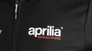 Moto - News: Diadora Utility scende in pista con Aprilia
