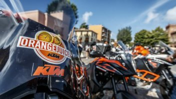 Moto - News: KTM Orange Juice 2019: a Beinette si festeggia l'Adventure