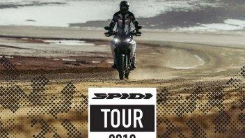 Moto - News: Sulle strade più belle d'Europa con Spidi Tour
