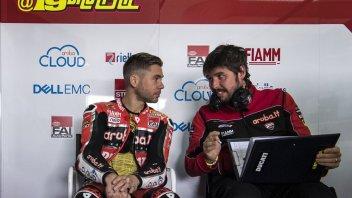 "SBK: Nava: ""Bautista's secret? He rides the Ducati like a 250"""