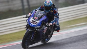 """SBK: Melandri says it all has to be redone: """"I'm back at the starting point"""""""