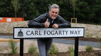 SBK: Blackburn omaggia King Carl: nasce la Fogarty Way