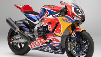 SBK: La Honda torna alla 8 ore di Suzuka con Red Bull