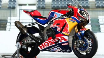 SBK: Honda punta su Bradl e taglia fuori Camier per la 8 Ore di Suzuka