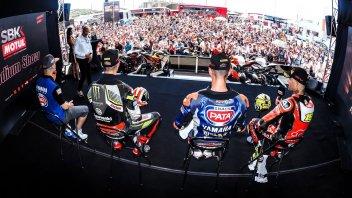 SBK: Oltre un milione davanti alla tv per la tappa di Jerez