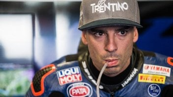 SBK: Melandri penalizzato: partirà sei posizioni dietro nella Superpole Race di Misano