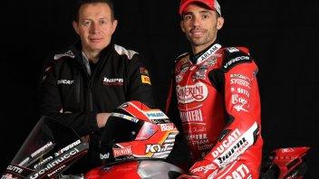 SBK: Il Barni Racing Team raddoppia, Pirro al fianco di Rinaldi a Misano