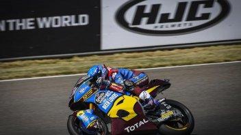 Moto2: Alex fa il Marc, vittoria di Marquez al Sachsenring