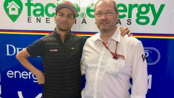 Moto2: Il team Tasca e Corsi si lasciano, da Brno ci sarà Pasini