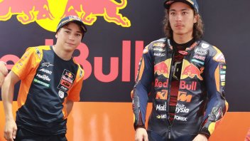 """Moto3: Presenting the """"Oncu team"""": Brothers and teammates, Can and Deniz"""
