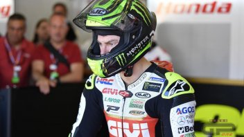 """MotoGP: Crutchlow: """"The problem is not my leg but the confrontation with Marquez"""""""