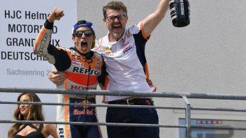 """MotoGP: Marquez: """"Anche senza Lorenzo non c'è posto in Honda per mio fratello"""""""