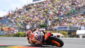 MotoGP: Michelin doubles up at the Sachsenring: MotoE with MotoGP