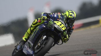 """MotoGP: Rossi: """"The M1 like your mum?More like your girlfriend telling you no"""""""
