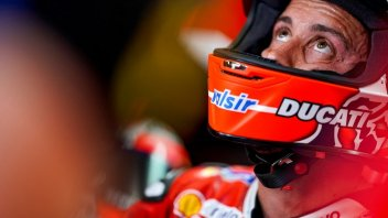 """MotoGP: Dovizioso in crisis: """"Marquez? The problem now are the Suzukis and Yamahas"""""""