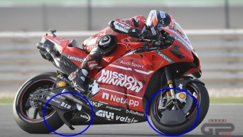 MotoGP: FIM: via le 'zone grigie' per l'aerodinamica. Ma non si sa come farà