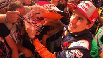 "MotoGP: Marc Marquez: ""Non mi piace invecchiare"""