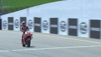 MotoGP: Marquez destroys his rivals at the Sachsenring, a perfect 10