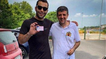 MotoGP: Petrucci: agente 009 con licenza di... guidare