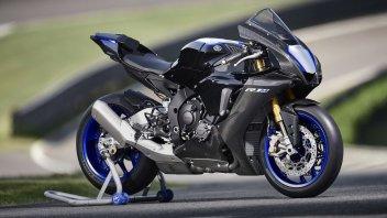 Moto - News: Con la YZF-R1M Yamaha ti porta al Mugello o Le Mans